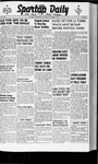 Spartan Daily, October 7, 1941 by San Jose State University, School of Journalism and Mass Communications