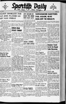 Spartan Daily, October 8, 1941 by San Jose State University, School of Journalism and Mass Communications