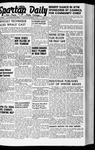 Spartan Daily, October 14, 1941 by San Jose State University, School of Journalism and Mass Communications