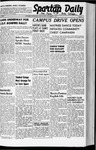 Spartan Daily, October 15, 1941 by San Jose State University, School of Journalism and Mass Communications