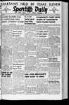 Spartan Daily, October 20, 1941 by San Jose State University, School of Journalism and Mass Communications