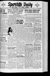 Spartan Daily, October 21, 1941 by San Jose State University, School of Journalism and Mass Communications