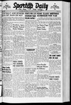 Spartan Daily, October 22, 1941 by San Jose State University, School of Journalism and Mass Communications