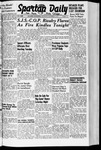 Spartan Daily, October 23, 1941 by San Jose State University, School of Journalism and Mass Communications