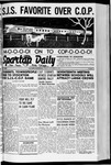 Spartan Daily, October 24, 1941 by San Jose State University, School of Journalism and Mass Communications