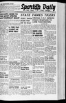 Spartan Daily, October 27, 1941 by San Jose State University, School of Journalism and Mass Communications