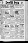 Spartan Daily, October 29, 1941 by San Jose State University, School of Journalism and Mass Communications