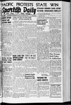 Spartan Daily, October 31, 1941 by San Jose State University, School of Journalism and Mass Communications