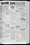 Spartan Daily, November 4, 1941 by San Jose State University, School of Journalism and Mass Communications
