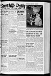 Spartan Daily, November 5, 1941 by San Jose State University, School of Journalism and Mass Communications