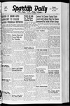Spartan Daily, November 6, 1941 by San Jose State University, School of Journalism and Mass Communications