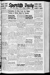 Spartan Daily, November 10, 1941 by San Jose State University, School of Journalism and Mass Communications