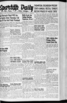 Spartan Daily, November 12, 1941 by San Jose State University, School of Journalism and Mass Communications