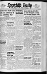 Spartan Daily, November 17, 1941 by San Jose State University, School of Journalism and Mass Communications