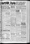 Spartan Daily, November 18, 1941 by San Jose State University, School of Journalism and Mass Communications