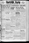 Spartan Daily, November 19, 1941 by San Jose State University, School of Journalism and Mass Communications