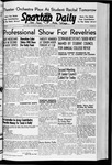 Spartan Daily, November 24, 1941 by San Jose State University, School of Journalism and Mass Communications