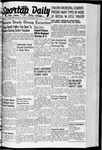 Spartan Daily, November 25, 1941 by San Jose State University, School of Journalism and Mass Communications