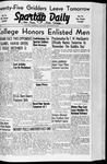 Spartan Daily, November 26, 1941 by San Jose State University, School of Journalism and Mass Communications