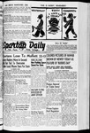 Spartan Daily, November 27, 1941 by San Jose State University, School of Journalism and Mass Communications