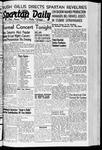Spartan Daily, December 2, 1941 by San Jose State University, School of Journalism and Mass Communications
