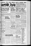 Spartan Daily, December 3, 1941 by San Jose State University, School of Journalism and Mass Communications