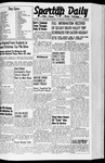 Spartan Daily, December 4, 1941 by San Jose State University, School of Journalism and Mass Communications