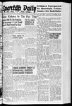 Spartan Daily, December 8, 1941 by San Jose State University, School of Journalism and Mass Communications