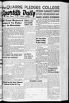 Spartan Daily, December 9, 1941 by San Jose State University, School of Journalism and Mass Communications