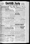 Spartan Daily, December 10, 1941 by San Jose State University, School of Journalism and Mass Communications