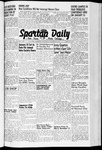 Spartan Daily, December 17, 1941 by San Jose State University, School of Journalism and Mass Communications