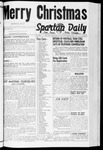 Spartan Daily, December 19, 1941 by San Jose State University, School of Journalism and Mass Communications