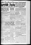 Spartan Daily, January 8, 1942 by San Jose State University, School of Journalism and Mass Communications