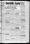 Spartan Daily, January 12, 1942 by San Jose State University, School of Journalism and Mass Communications