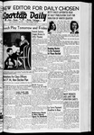 Spartan Daily, January 14, 1942 by San Jose State University, School of Journalism and Mass Communications