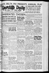 Spartan Daily, January 15, 1942 by San Jose State University, School of Journalism and Mass Communications