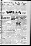 Spartan Daily, January 16, 1942 by San Jose State University, School of Journalism and Mass Communications