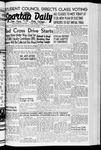 Spartan Daily, January 19, 1942 by San Jose State University, School of Journalism and Mass Communications