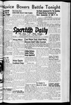Spartan Daily, January 21, 1942 by San Jose State University, School of Journalism and Mass Communications