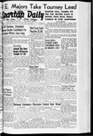 Spartan Daily, January 22, 1942 by San Jose State University, School of Journalism and Mass Communications