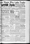 Spartan Daily, January 23, 1942 by San Jose State University, School of Journalism and Mass Communications