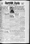 Spartan Daily, January 27, 1942 by San Jose State University, School of Journalism and Mass Communications