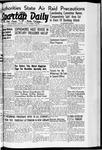 Spartan Daily, January 28, 1942 by San Jose State University, School of Journalism and Mass Communications