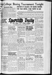 Spartan Daily, January 29, 1942 by San Jose State University, School of Journalism and Mass Communications
