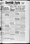 Spartan Daily, January 30, 1942 by San Jose State University, School of Journalism and Mass Communications