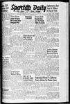 Spartan Daily, February 2, 1942 by San Jose State University, School of Journalism and Mass Communications