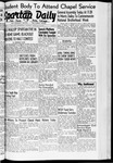 Spartan Daily, February 19, 1942 by San Jose State University, School of Journalism and Mass Communications