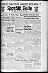 Spartan Daily, March 2, 1942 by San Jose State University, School of Journalism and Mass Communications
