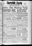 Spartan Daily, April 15, 1942 by San Jose State University, School of Journalism and Mass Communications