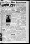 Spartan Daily, April 16, 1942 by San Jose State University, School of Journalism and Mass Communications